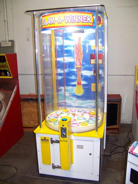 Lot 168 - SLAM A WINNER TICKET REDEMPTION GAME BENCHMARK