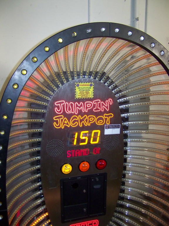 Lot 166 - JUMPIN JACKPOT TICKET REDEMPTION GAME NAMCO