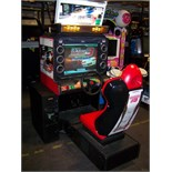 MAXIMUM TUNE 3 MIDNIGHT DRIVER ARCADE GAME NAMCO
