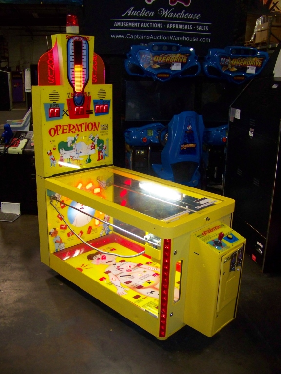 Lot 156 - OPERATION TICKET REDEMPTION GAME COASTAL