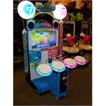 FUTURE TOM TOM DRUM MUSIC ARCADE GAME KONAMI