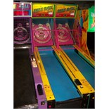 SKEEBALL TOO! ALLEY ROLLER REDEMPTION GAME