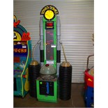TOWER OF POWER TICKET REDEMPTION GAME SKEEBALL