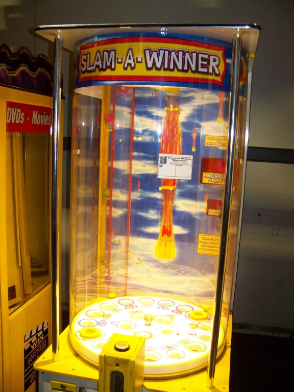 Lot 152 - SLAM A WINNER TICKET REDEMPTION GAME BENCHMARK