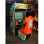 NICKTOONS KIDS SITDOWN RACING ARCADE GAME