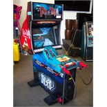 THE HOUSE OF THE DEAD SHOOTER ARCADE GAME SEGA