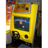 SMASHING DRIVE NYC SITDOWN DRIVER ARCADE GAME