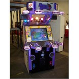DANCE MANIAX MUSIC DANCE ARCADE GAME KONAMI