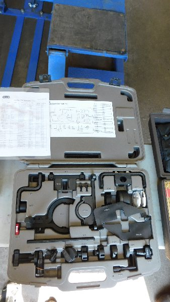 Lot 29 - OTC Ford Cam Tools Master Set, # 6489