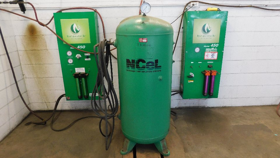 Lot 43A - Air Products Branick Nitrogen Air Inflation System Mdl 450