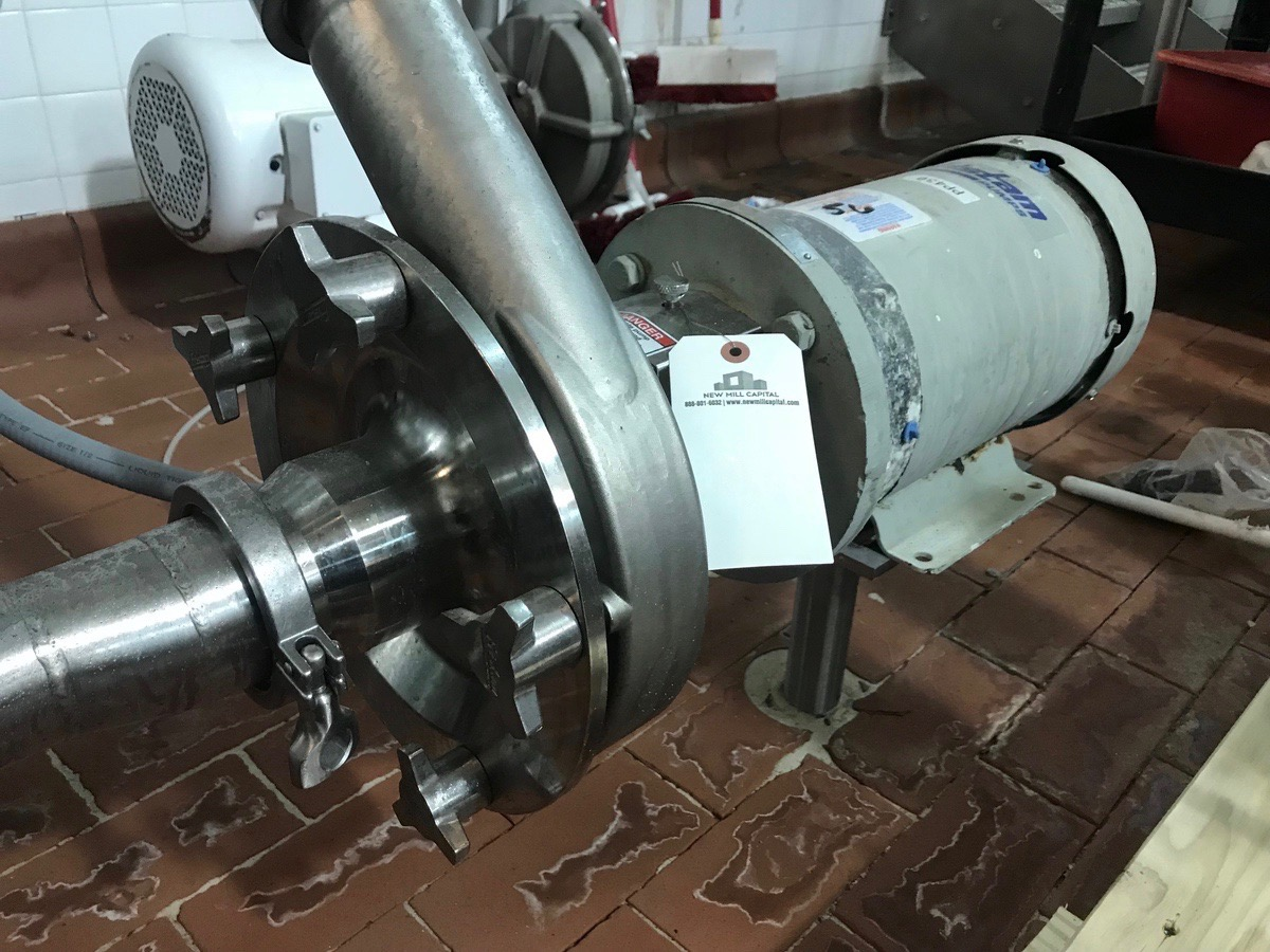 Lot 47 - Fristam Centrifugal Pump Model FX3541-180 | Rig Fee: $25