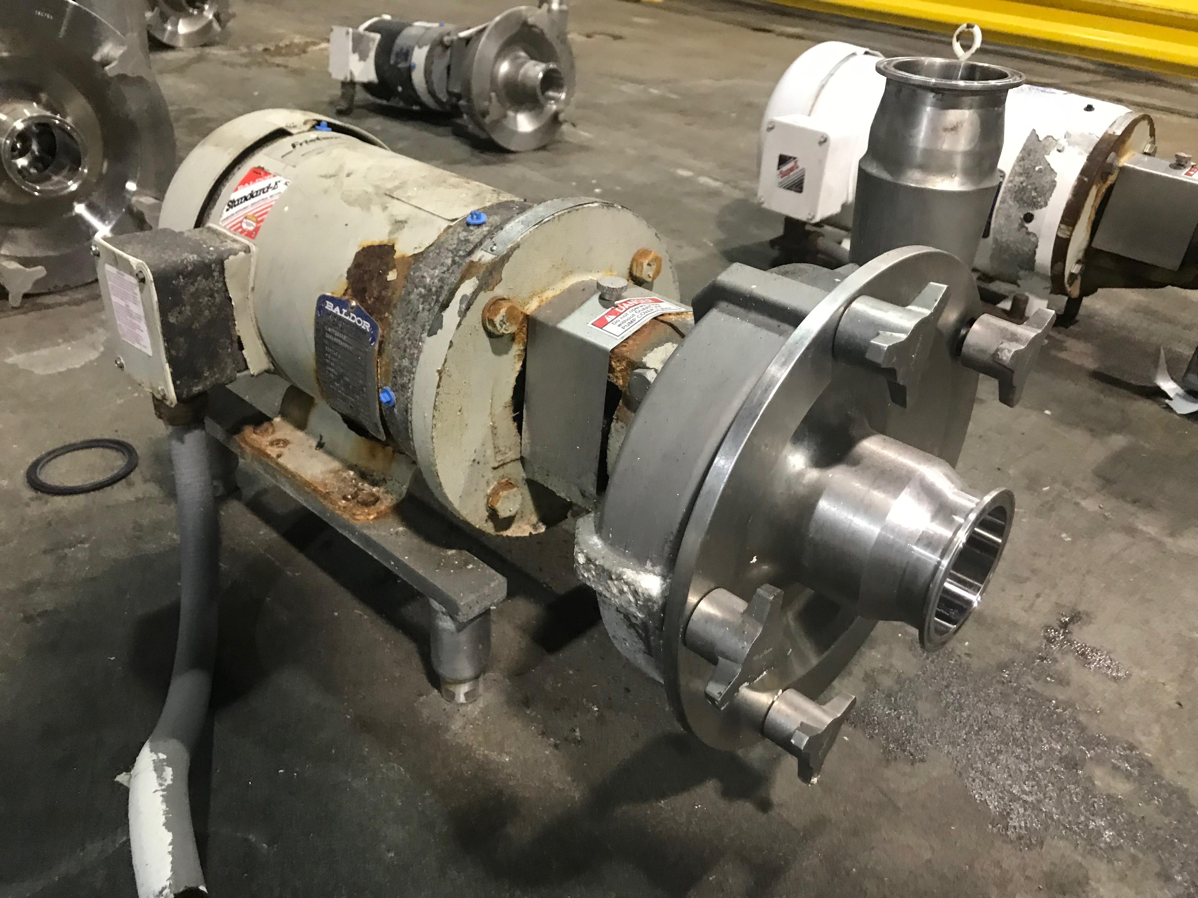 Lot 38A - Centrifugal Pump, 5 HP | Rig Fee: $25