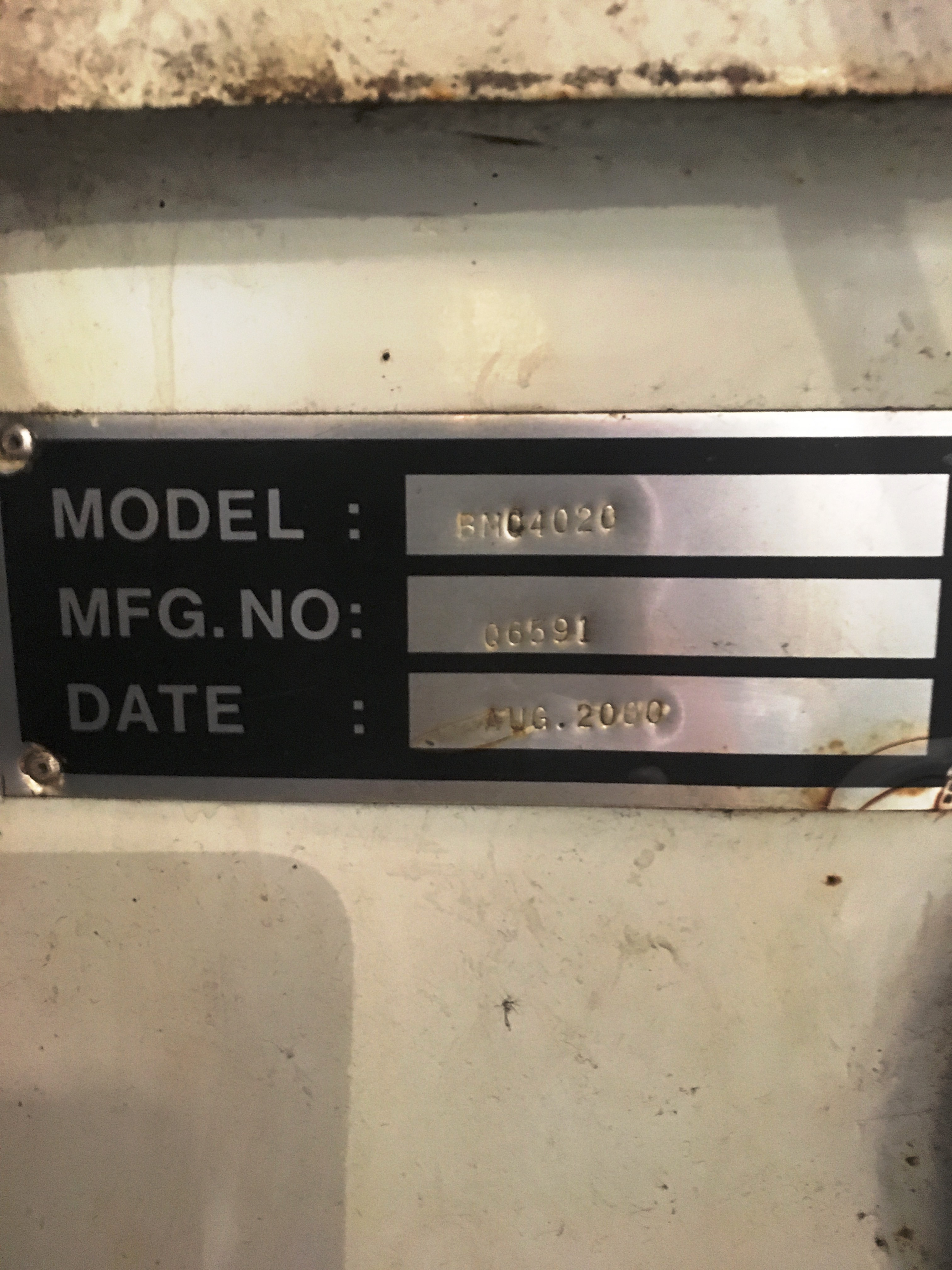 Hurco BMC 4020 HT/M CNC Vertical Machining Centre | YOM: 2000 - Image 8 of 16