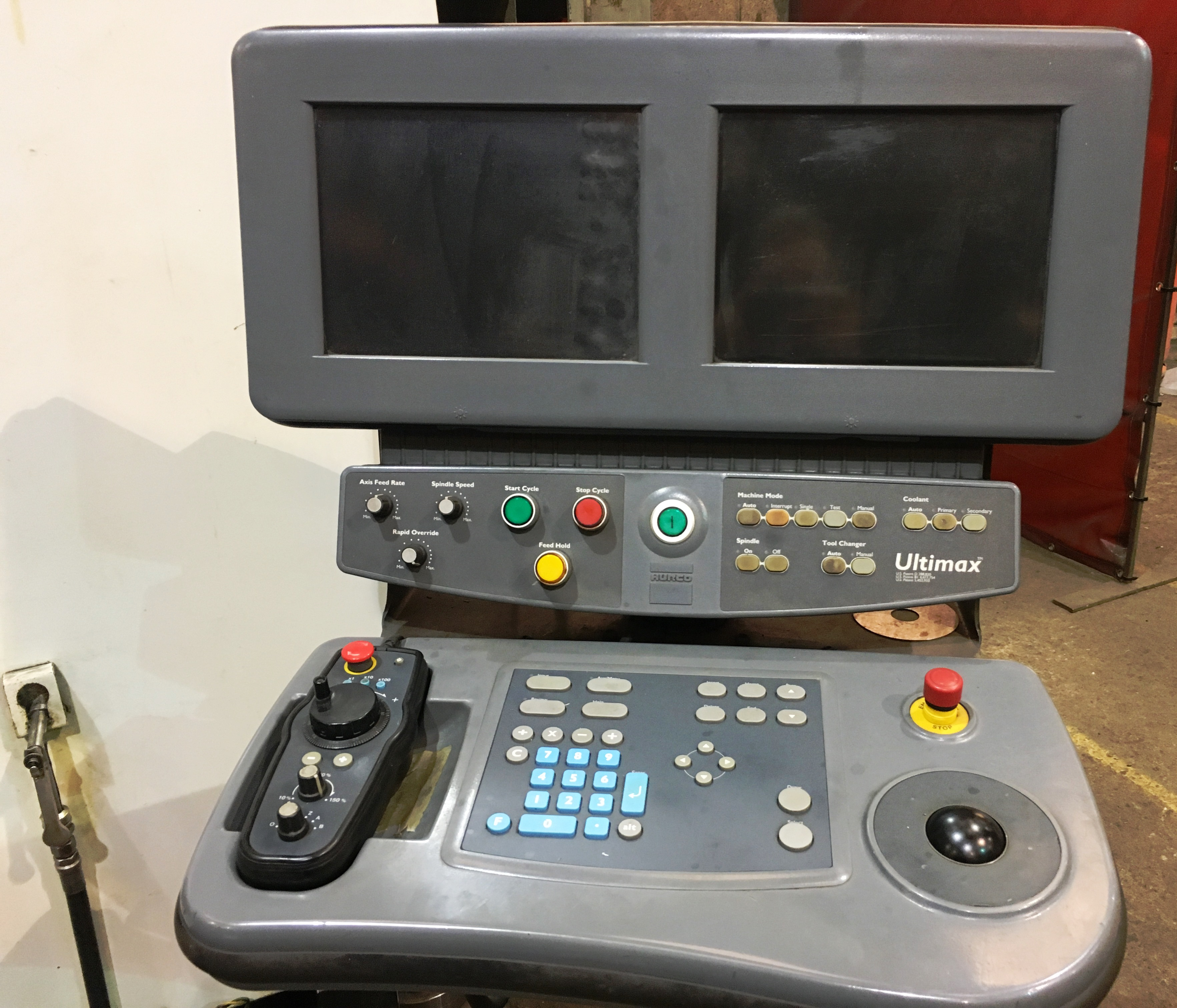 Hurco BMC 4020 HT/M CNC Vertical Machining Centre | YOM: 2000 - Image 3 of 16
