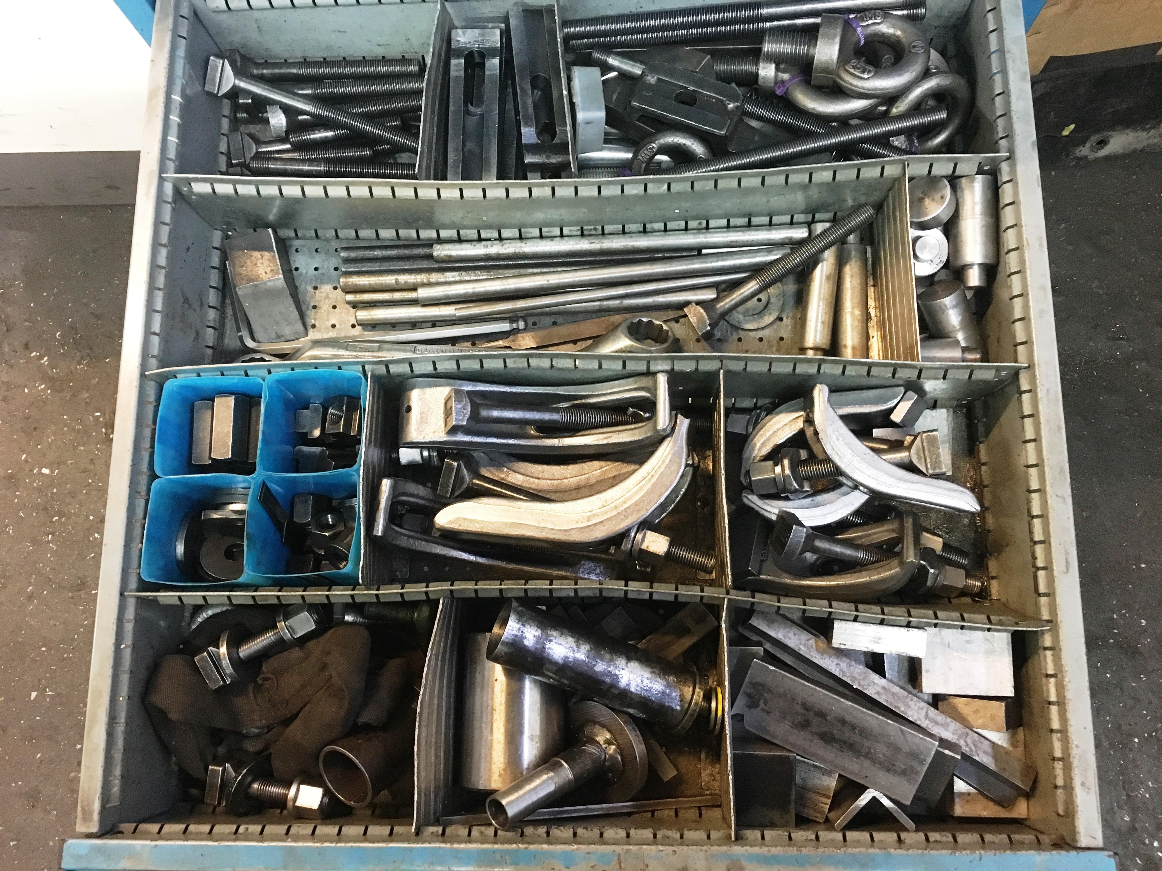 Hurco BMC 4020 HT/M CNC Vertical Machining Centre | YOM: 2000 - Image 15 of 16