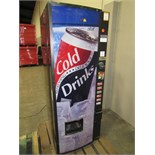 ROYAL VENDOR RVCD282-6 SODA VENDING MACHINE #17