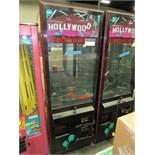 HOLLYWOOD PLUSH CLAW CRANE MACHINE #2