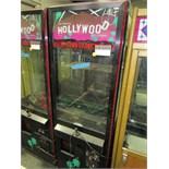 HOLLYWOOD PLUSH CLAW CRANE MACHINE #1