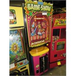 THE GAME SHOW PRIZE REDEMPTION GAME SEGA