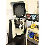 """Deltronic Dh214 14"""" Optical Comparator"""