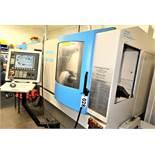 2000 Schutte WU305 Series 03 No. 03 5-Axis CNC Grinder