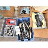 Lot Of Approx. (30) 40-Taper Tool Holders