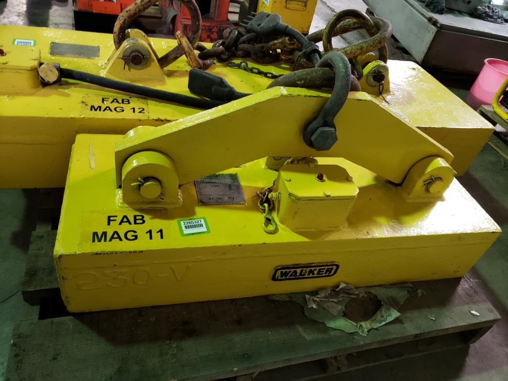 Lot 136 - Lift Magnet