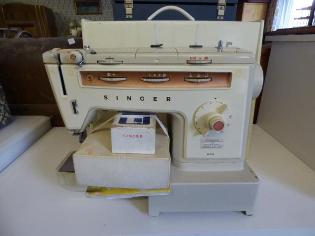 singer 538 sewing machine