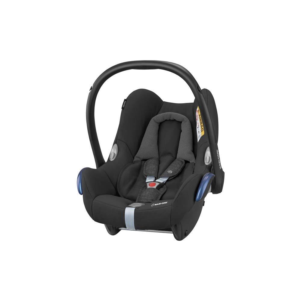 Lot 5 - Maxi Cosi CabrioFix Baby Car Seat Group 0+, ISOFIX, Nomad Black RRP £119.99