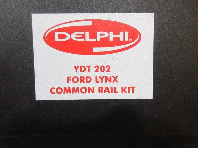 Delphi ydt202 ford lynx common rail kit for Uaw fca ford general motors legal services plan