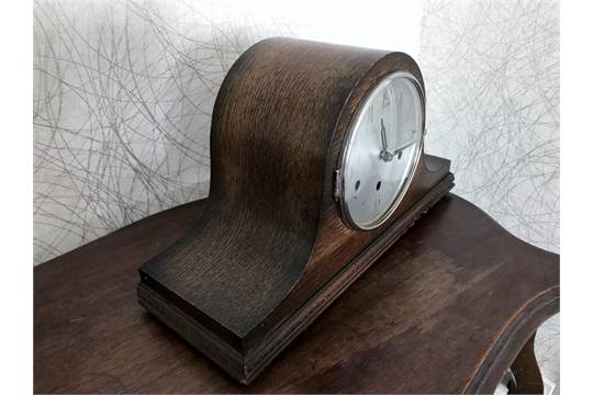 A Vintage Large Kienzle Mantle Clock with Westminster Chime
