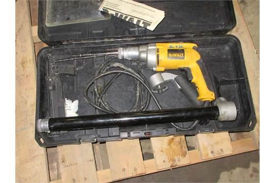 Quick Drive Pro 250 Floor Screw Gun carrying case