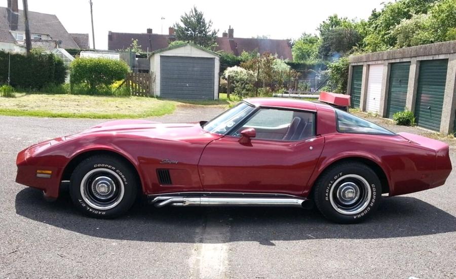 1980 C3 Corvette 5.