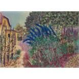 PAUL CAMENISCH (1893-1970), OIL ON CANVAS 'FLOWERING GARDEN' 1939Paul Camenisch (1893-1970)Oil on