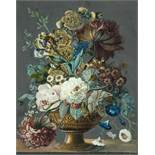 FLOWER PAINTER FROM THE CIRCLE OF THE VIENNA PORCELAIN MANUFACTORY, AROUND 1840AnonymousGouache on
