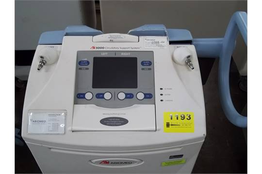 ABIOMED AB5000 CIRCULATORY SUPPORT SYSTEM