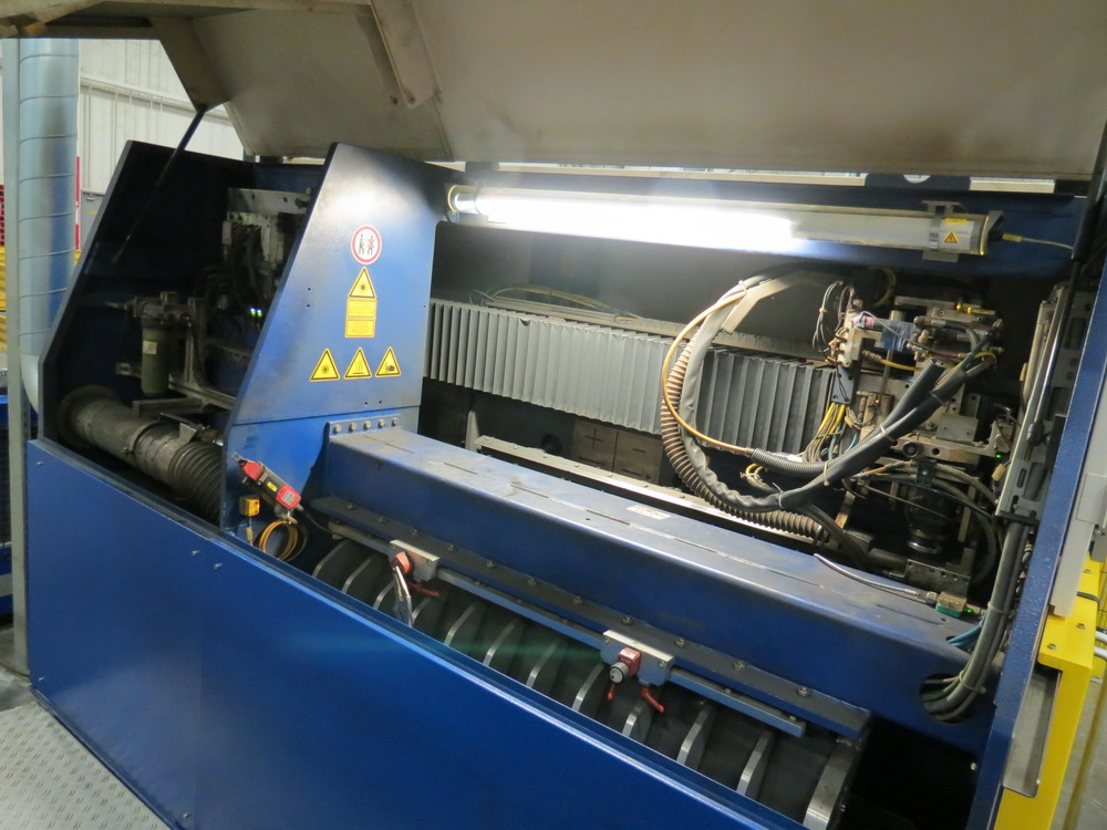 2014 Weil Technology Flexmaster 400/1250 Seam Welding Machine - Image 8 of 20