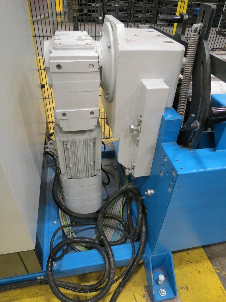 "2015 Prinzing RBA 100/93 4-Roll Bead Forming Machine, .059"" x 36.6"" capacity - Image 9 of 14"