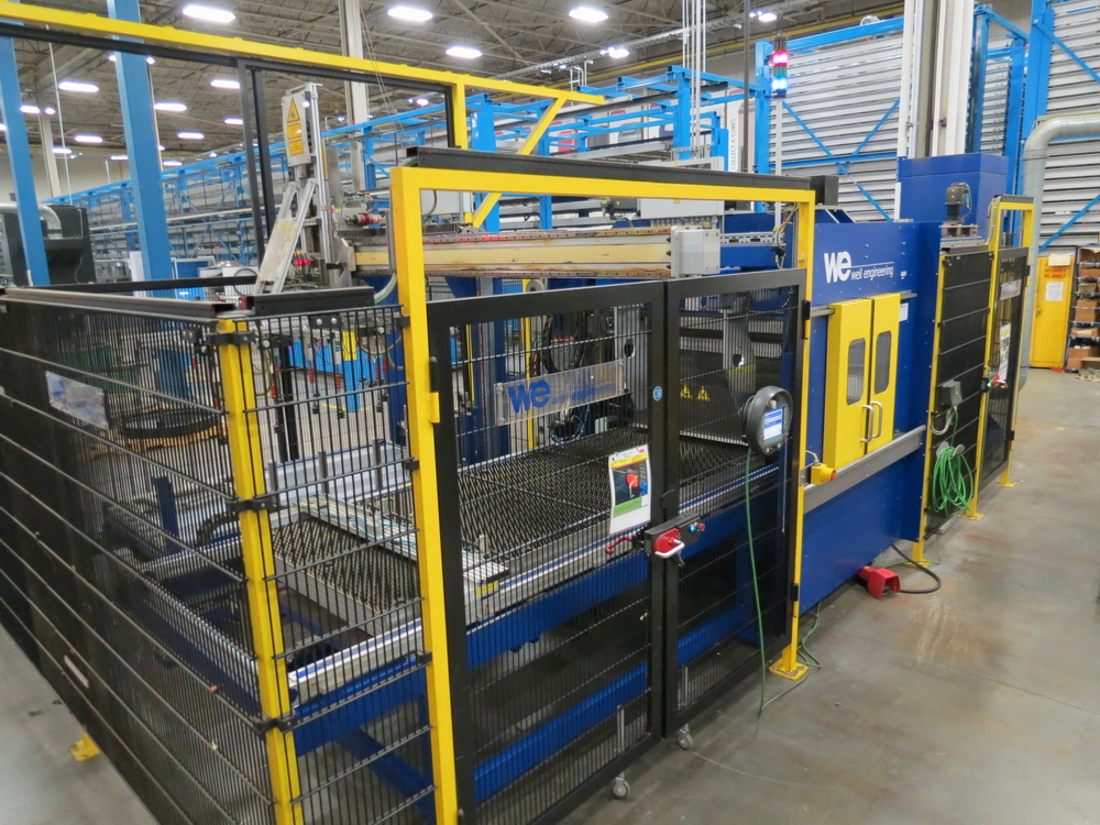2014 Weil Technology NC Multi-roller 600/1250C Bending Machine - Image 3 of 25