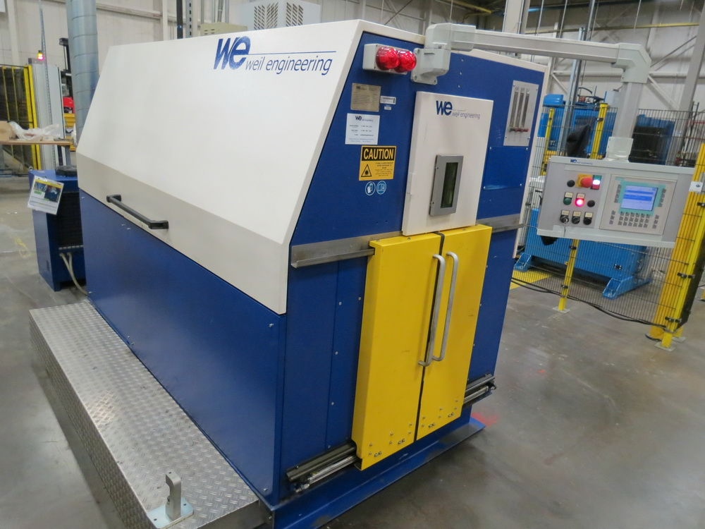 2014 Weil Technology Flexmaster 400/1250 Seam Welding Machine - Image 2 of 20