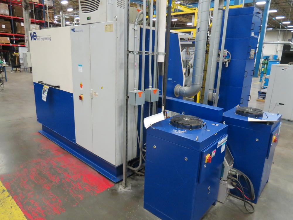 2014 Weil Technology Flexmaster 400/1250 Seam Welding Machine - Image 15 of 20