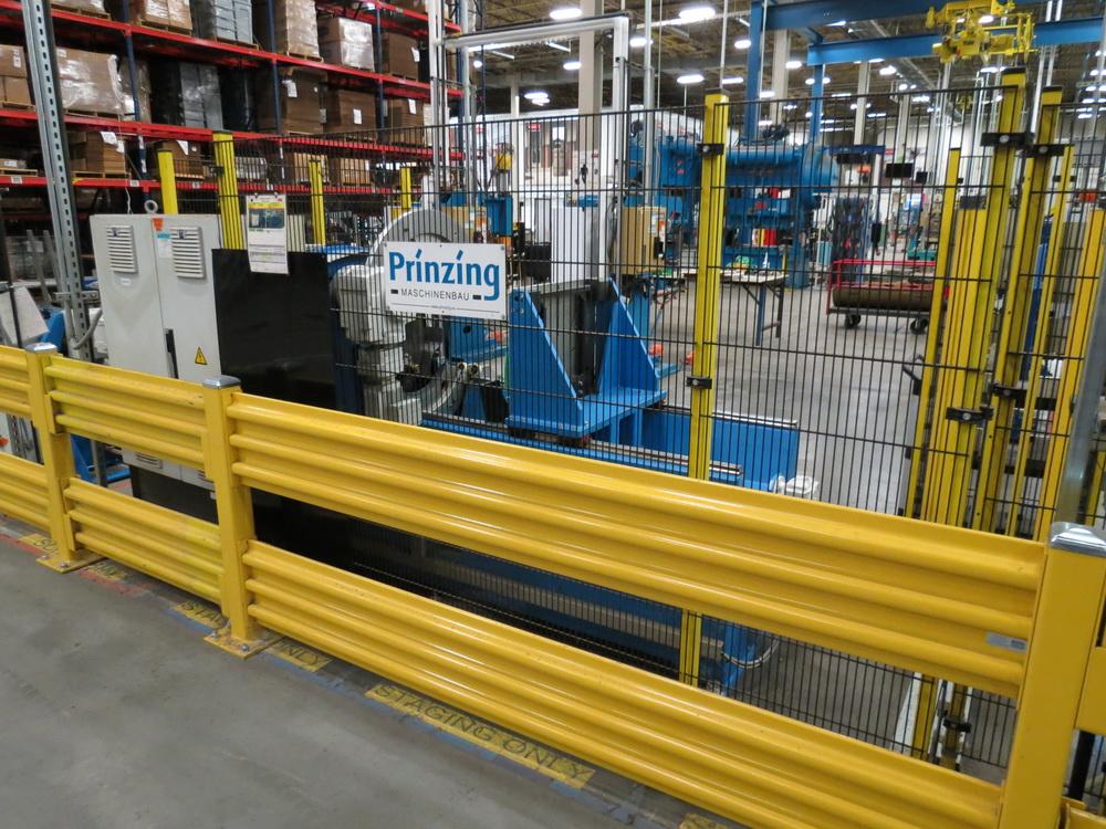 "2015 Prinzing BEA-2 Bead Forming Machine, 39.37 x .059"" - Image 15 of 15"