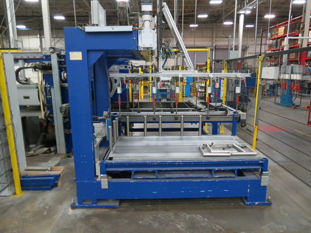 2014 Weil Technology NC Multi-roller 600/1250C Bending Machine - Image 9 of 25