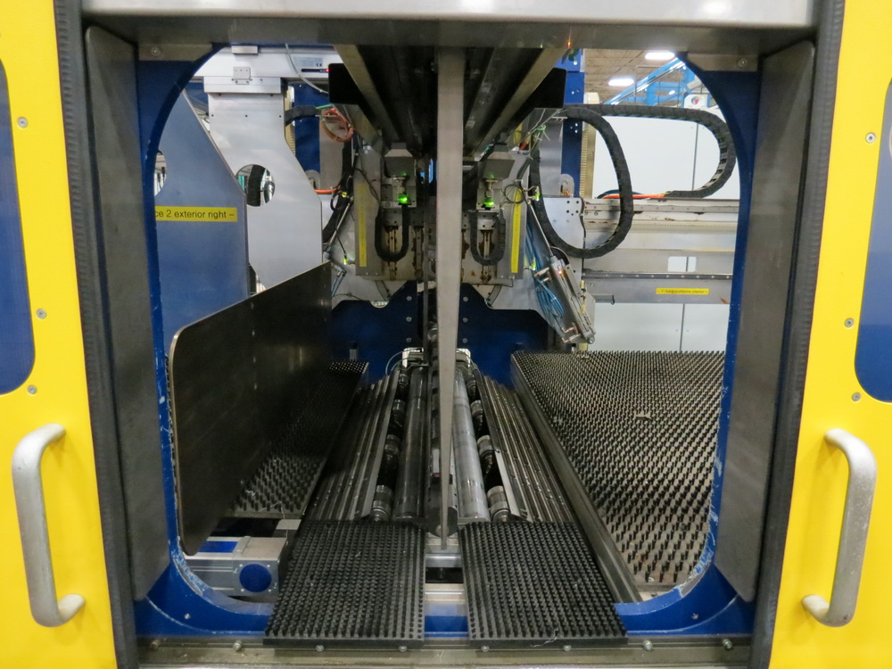 2014 Weil Technology NC Multi-roller 600/1250C Bending Machine - Image 21 of 25