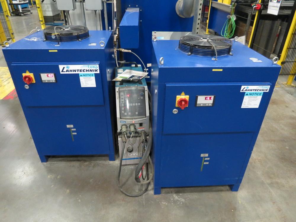 2014 Weil Technology Flexmaster 400/1250 Seam Welding Machine - Image 12 of 20