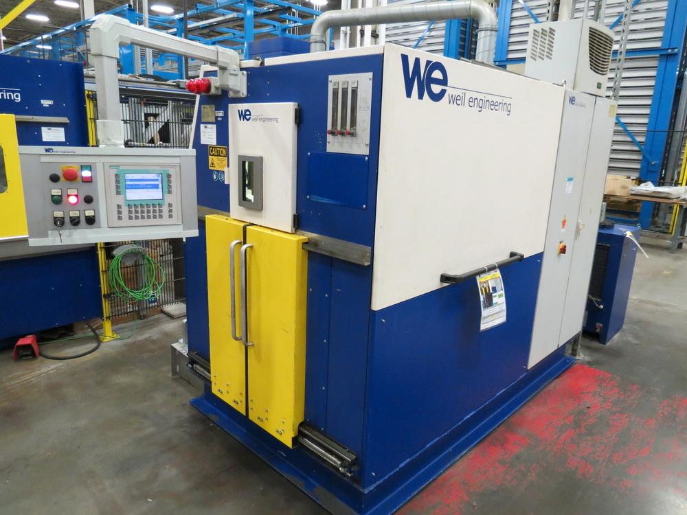 2014 Weil Technology Flexmaster 400/1250 Seam Welding Machine - Image 6 of 20