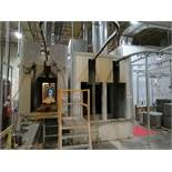 Midwest Finishing Systems Dry-Off and Cure Oven