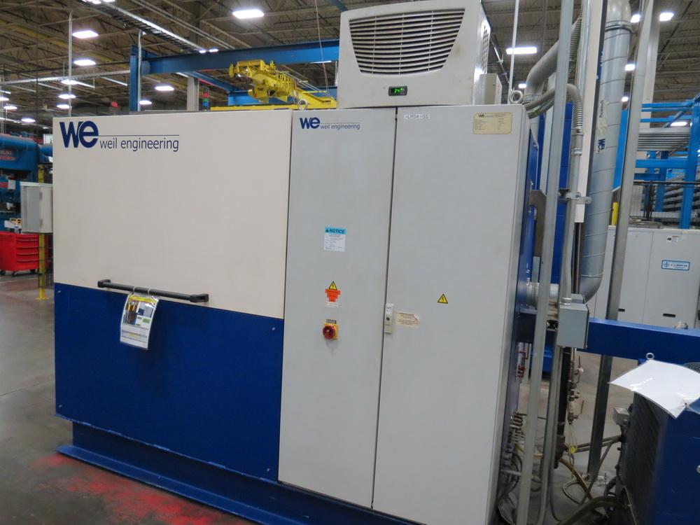2014 Weil Technology Flexmaster 400/1250 Seam Welding Machine - Image 16 of 20