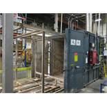 Pollution Control Systems Burn Off Oven Model PRC390, 375000 BTU Burnoff Oven