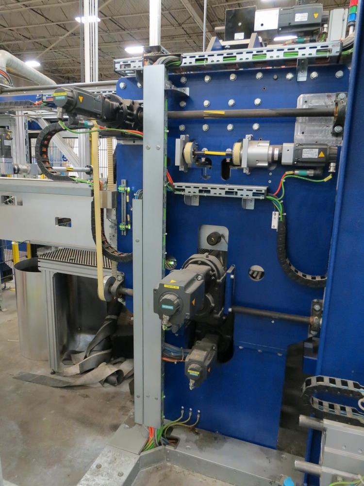 2014 Weil Technology NC Multi-roller 600/1250C Bending Machine - Image 12 of 25